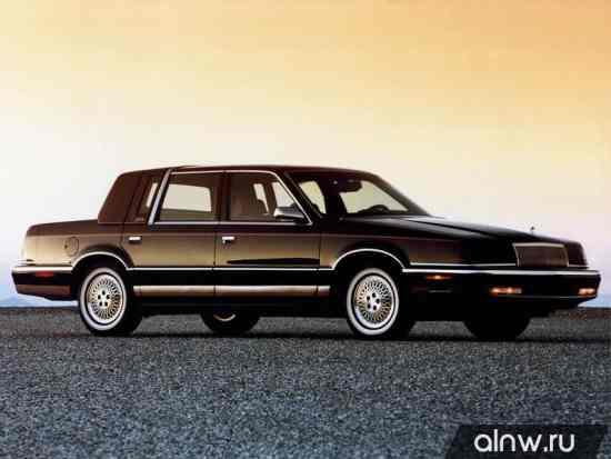 Chrysler NEW Yorker XII Седан
