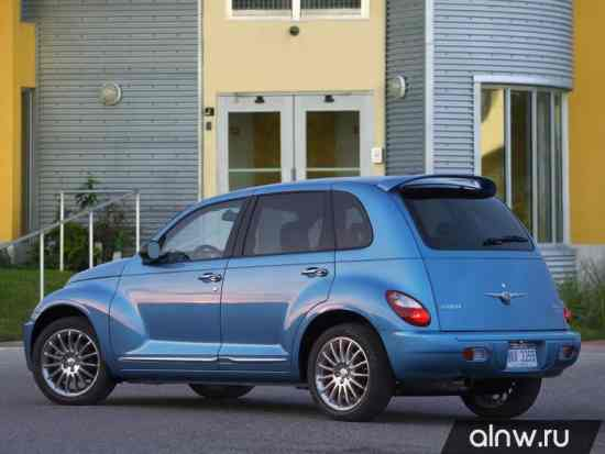 частей Chrysler PT Cruiser