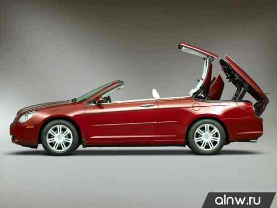 Программа диагностики Chrysler Sebring III Кабриолет