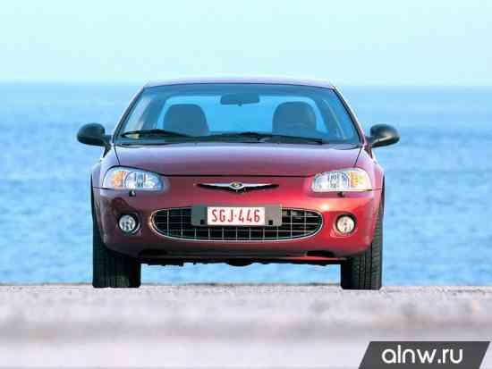 Руководство по ремонту Chrysler Sebring II Седан