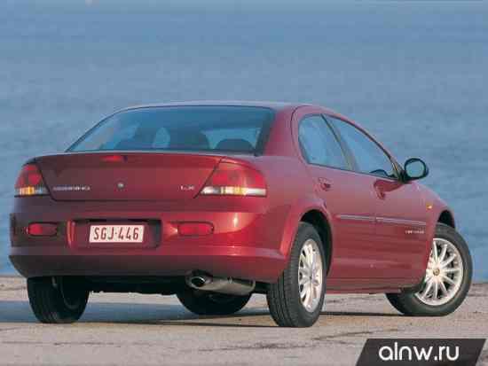 Каталог запасных частей Chrysler Sebring II Седан