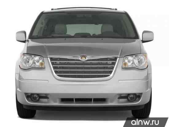 Инструкция по эксплуатации Chrysler Town & Country V Минивэн