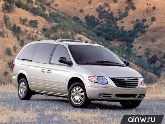 Каталог запасных частей Chrysler Town & Country IV Минивэн