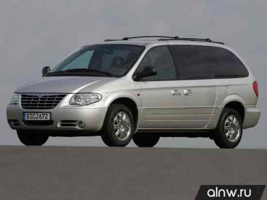 Chrysler Voyager IV Минивэн