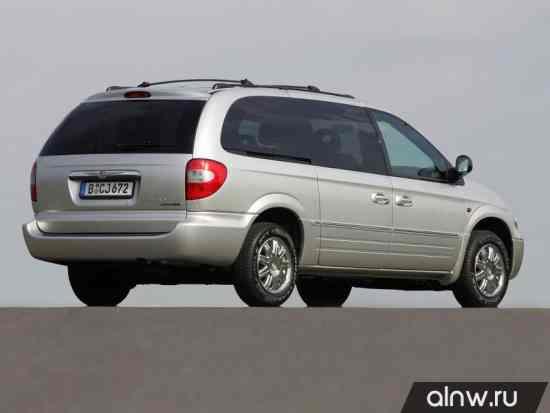 Каталог запасных частей Chrysler Voyager IV Минивэн
