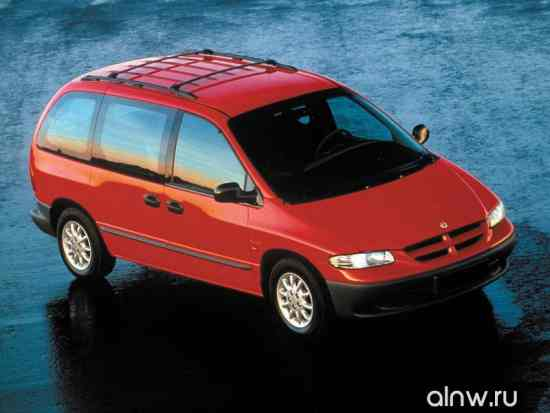 Программа диагностики Chrysler Voyager III Минивэн