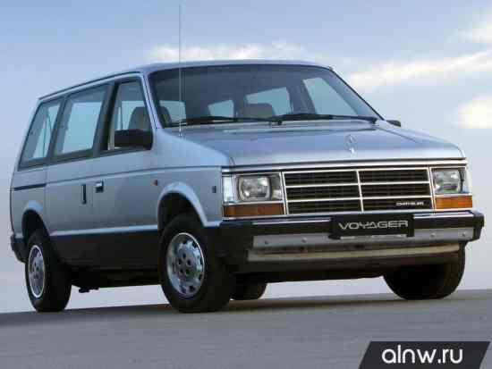 Chrysler Voyager I Минивэн