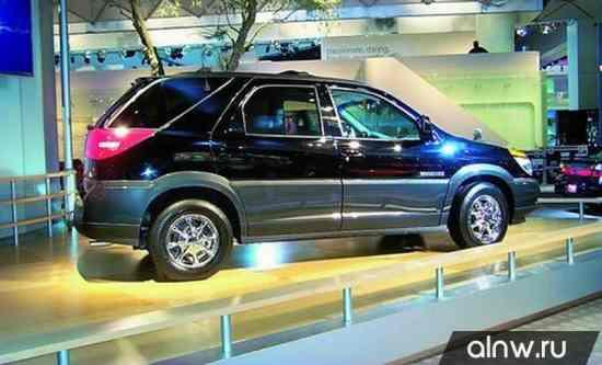 Программа диагностики Buick Rendezvous
