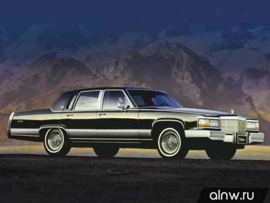 Инструкция по эксплуатации Cadillac Brougham