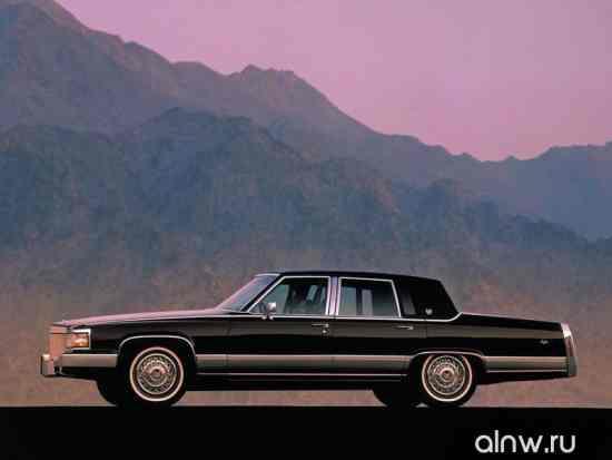 Каталог запасных частей Cadillac Brougham