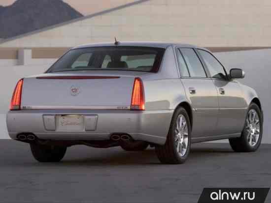Каталог запасных частей Cadillac DTS