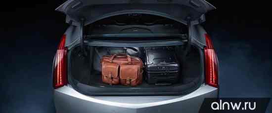 Каталог запасных частей Cadillac ELR