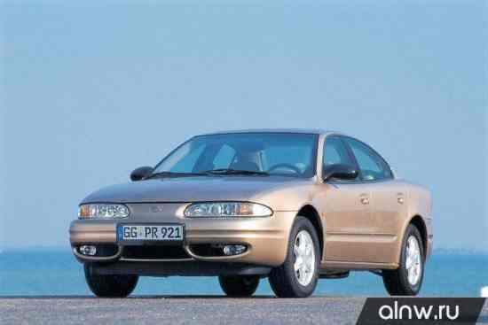 Руководство по ремонту Chevrolet Alero