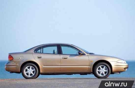 Каталог запасных частей Chevrolet Alero