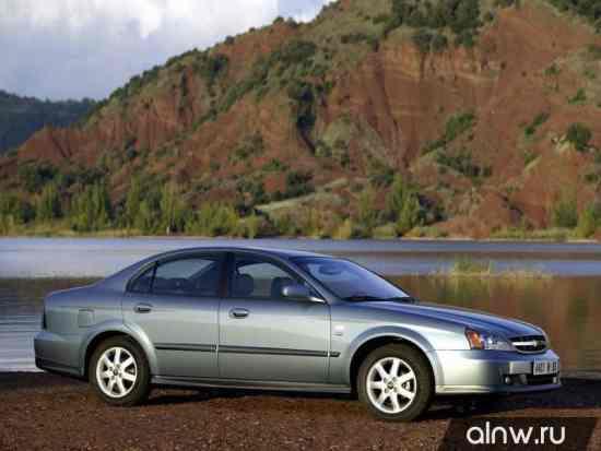 Каталог запасных частей Chevrolet Evanda