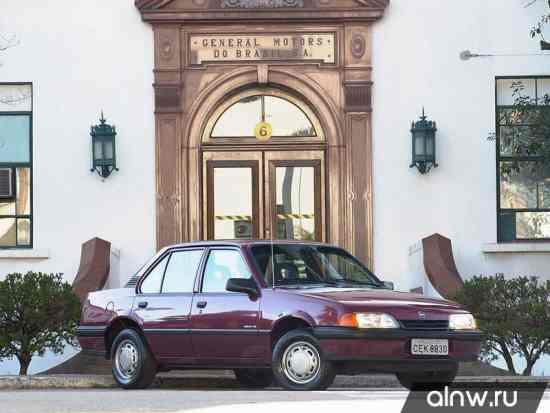 Инструкция по эксплуатации Chevrolet Monza