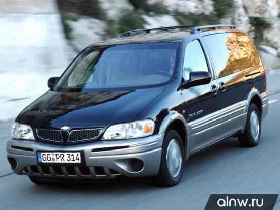 Руководство по ремонту Chevrolet Trans Sport