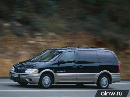 Инструкция по эксплуатации Chevrolet Trans Sport