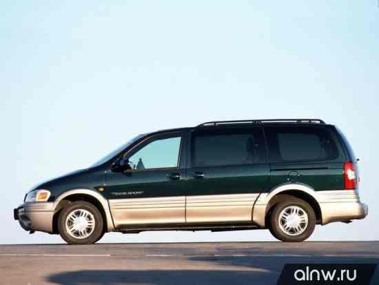 Каталог запасных частей Chevrolet Trans Sport
