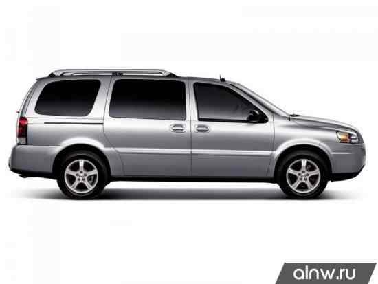 Каталог запасных частей Chevrolet Uplander