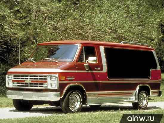 Руководство по ремонту Chevrolet Van