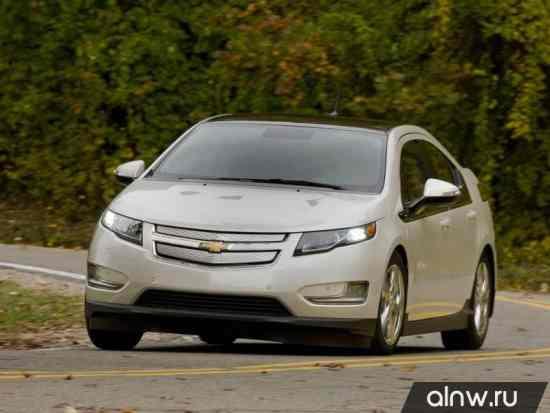 Инструкция по эксплуатации Chevrolet Volt