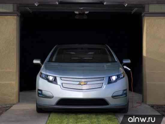 Каталог запасных частей Chevrolet Volt