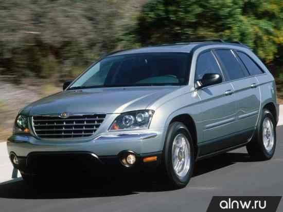 Каталог запасных частей Chrysler Pacifica