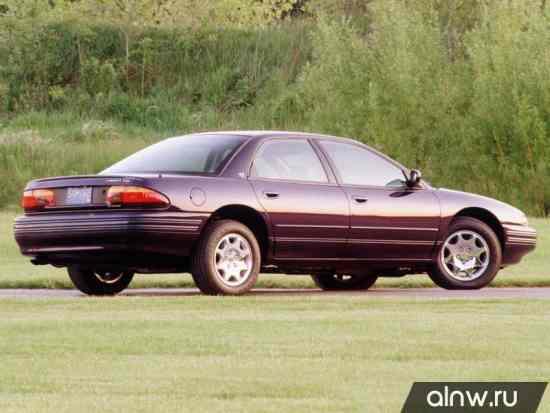 Инструкция по эксплуатации Chrysler Vision