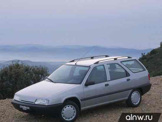 Руководство по ремонту Citroen ZX  Универсал 5 дв.