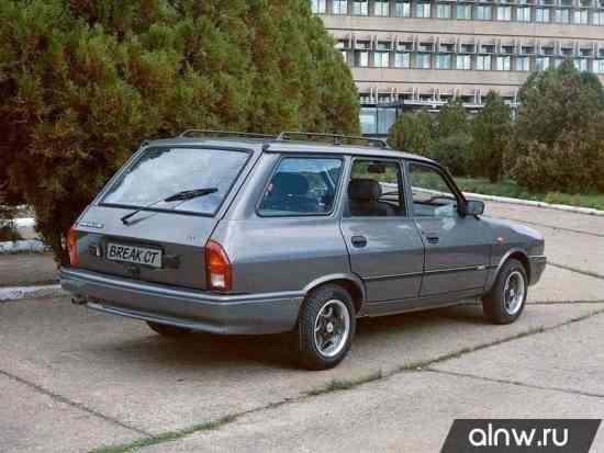 Инструкция по эксплуатации Dacia 1310  Универсал 5 дв.