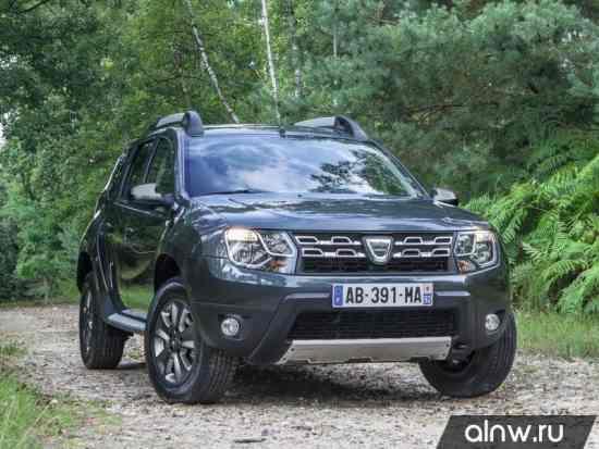 Dacia Duster I Рестайлинг Внедорожник 5 дв.
