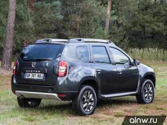 Каталог запасных частей Dacia Duster I Рестайлинг Внедорожник 5 дв.