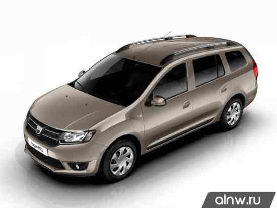 Руководство по ремонту Dacia Logan II Универсал 5 дв.