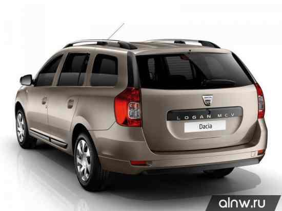 Каталог запасных частей Dacia Logan II Универсал 5 дв.