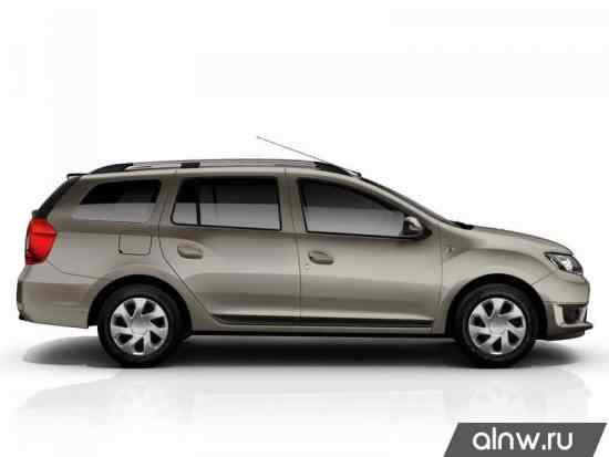 Программа диагностики Dacia Logan II Универсал 5 дв.