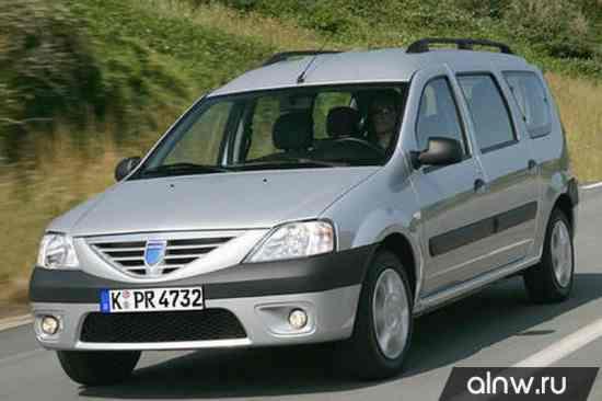 Dacia Logan I Универсал 5 дв.