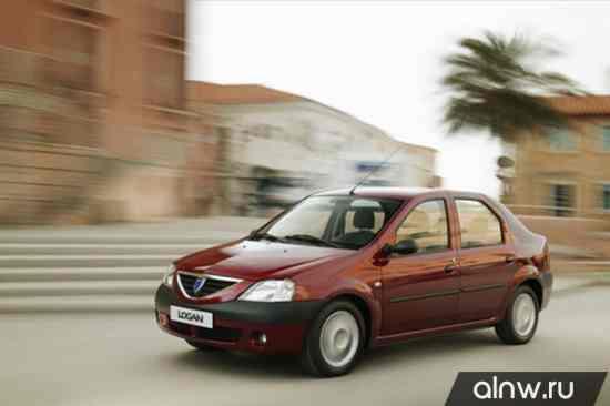 Dacia Logan I Седан