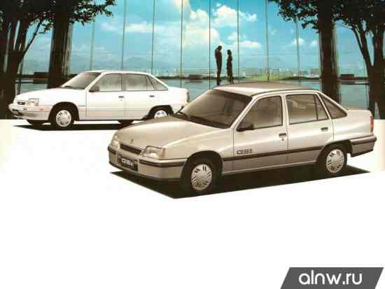 Руководство по ремонту Daewoo Racer  Седан
