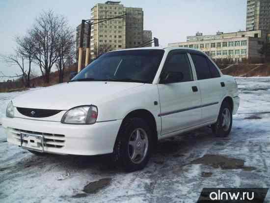 Руководство по ремонту Daihatsu Charade IV Седан