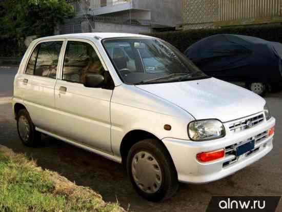 Daihatsu Cuore IV (L500) Хэтчбек 5 дв.
