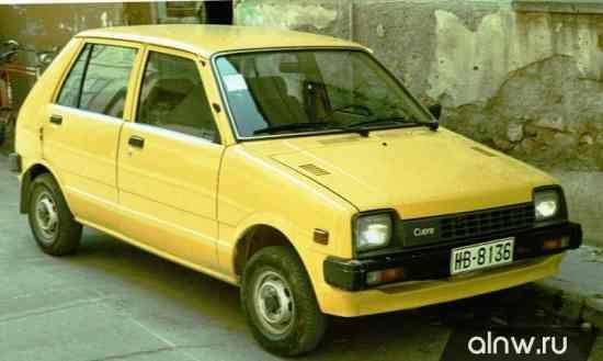 Daihatsu Cuore I (L55) Хэтчбек 5 дв.