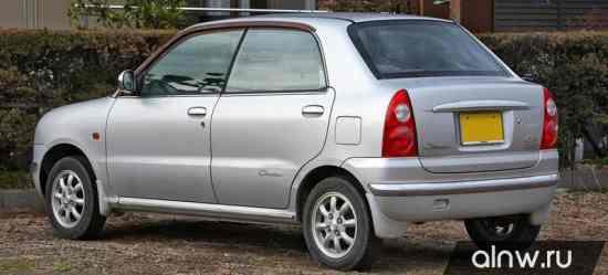 Инструкция по эксплуатации Daihatsu Opti  Седан