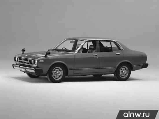 Руководство по ремонту Datsun Bluebird  Седан