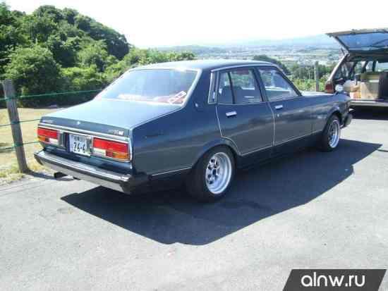 Каталог запасных частей Datsun Bluebird  Седан