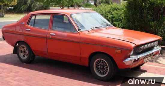 Datsun Cherry II Седан