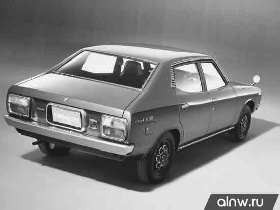 Каталог запасных частей Datsun Cherry II Седан
