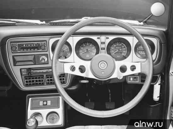 Программа диагностики Datsun Cherry II Седан