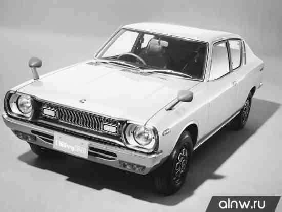 Руководство по ремонту Datsun Cherry II Седан 2 дв.