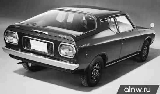 Инструкция по эксплуатации Datsun Cherry II Купе